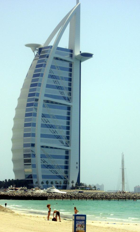 Hotel In Dubai  Sterne